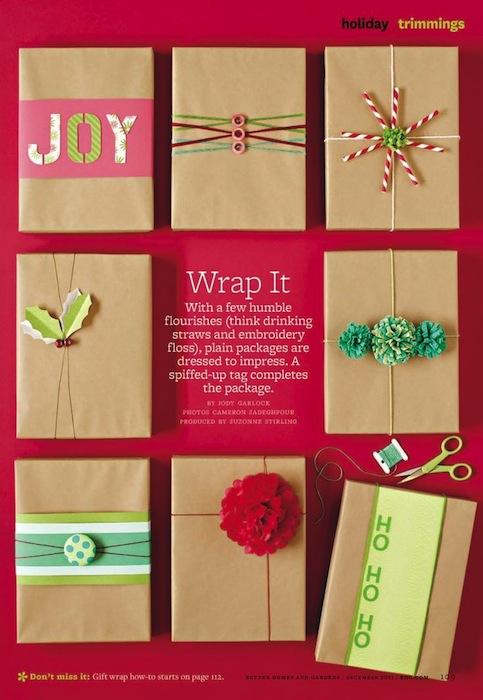 Envolver regalos de forma original las mejores ideas - Envolver libros de forma original ...