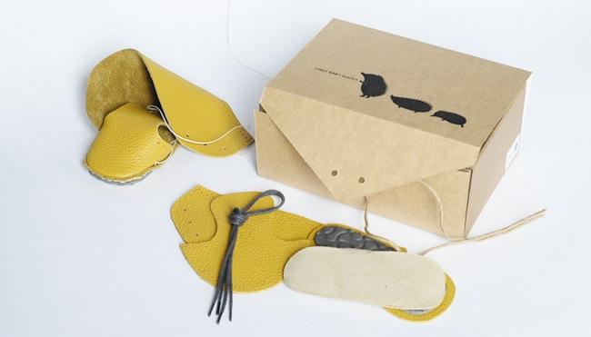 zapatos artesanales para bebe
