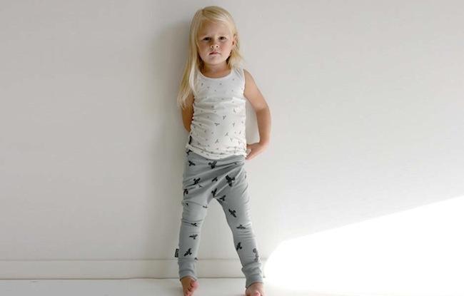 ropa urbana para niños