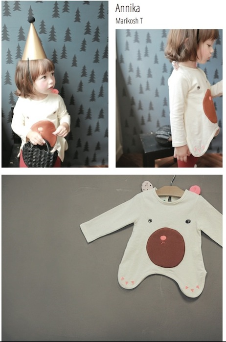 moda infantil coreana