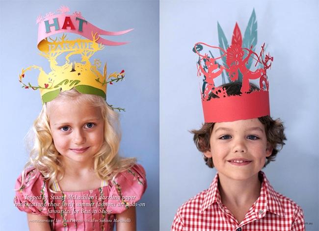ideas para fiestas infantiles coronas