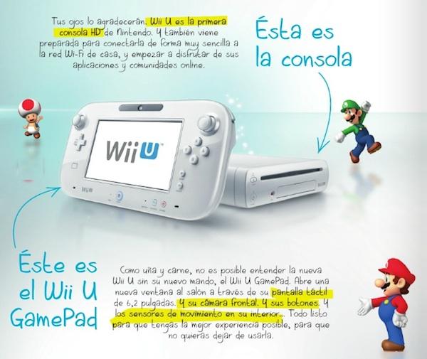 Nintendo carta de reyes