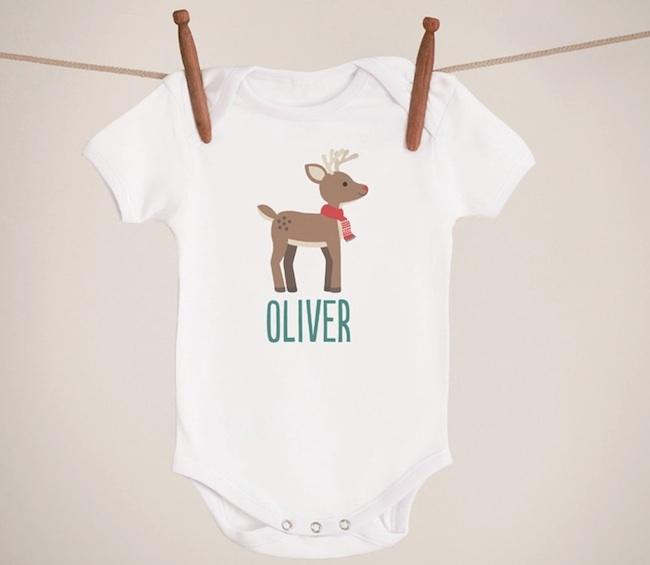 body personalizado para bebé