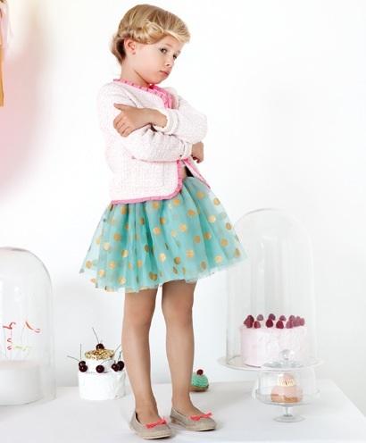 , Billieblush SS14, moda de verano para niñas
