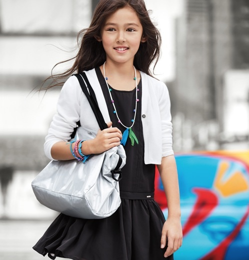 DKNY SS14 moda para adolescentes primavera-verano DKNY teen SS14 6