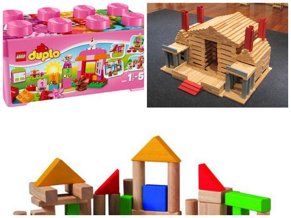 Reyes Magos, los regalos de Reyes para los niños con éxito asegurado Juegos construccion