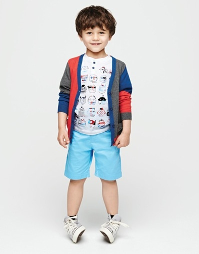 Little Marc Jacobs SS14 4