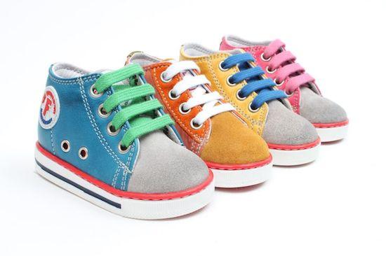 falcotto zapatos niños