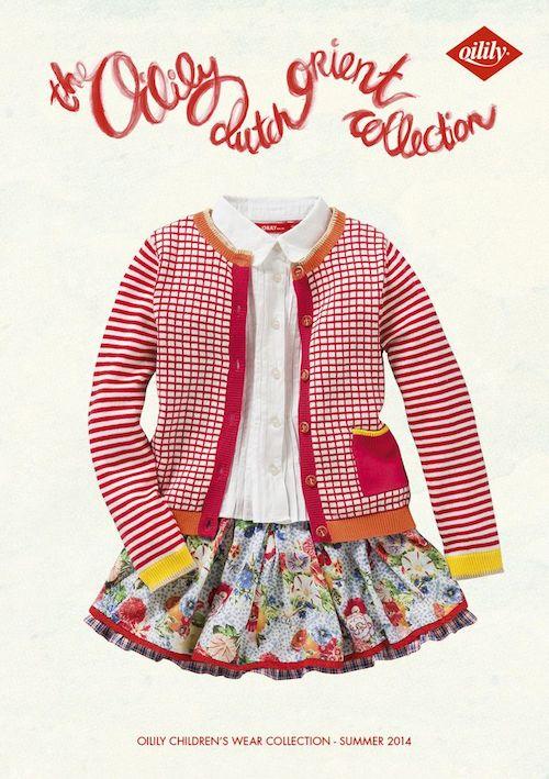 oilily moda infantil