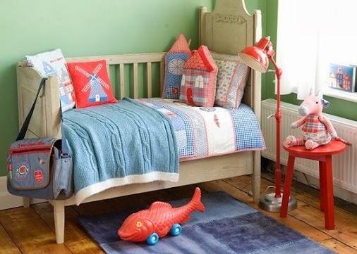 ropa de cama para niños room seven