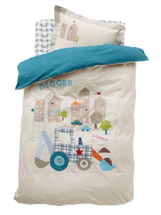 ropa de cama para niños vertbaudet