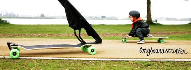 longboardstroller 2
