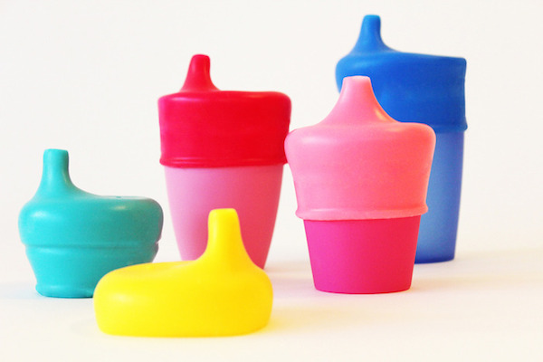 SipSnap, convierte cualquier recipiente en un vaso especial para los mas pequeños