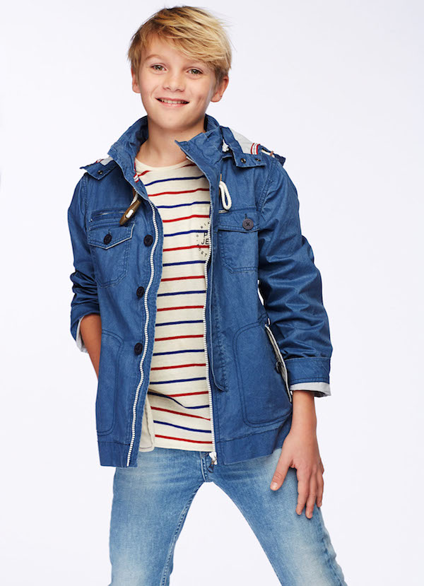 pepe jeans junior ss14 6