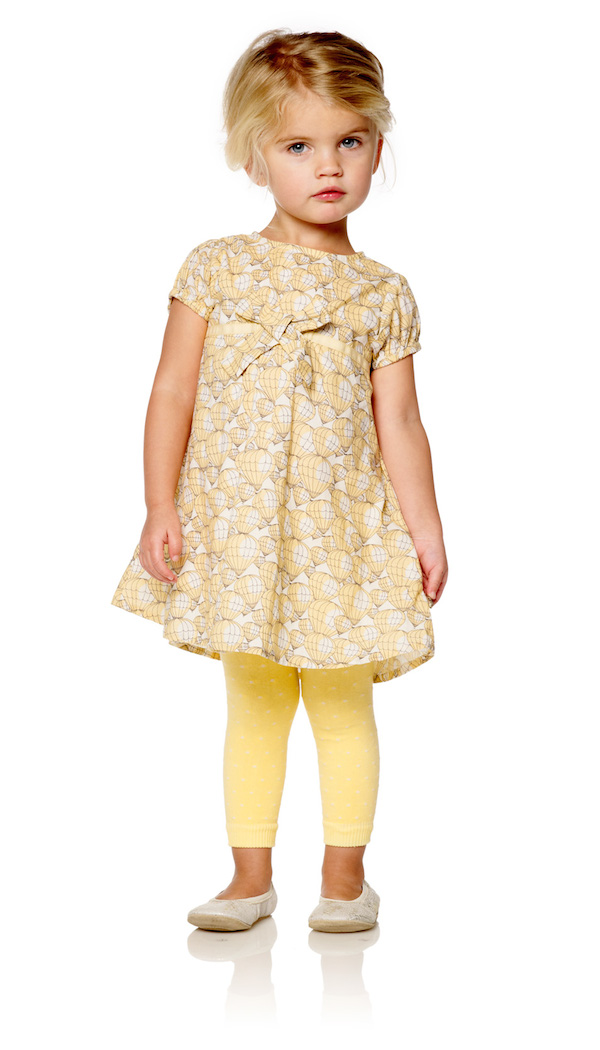 pomp de lux ss14 little girl