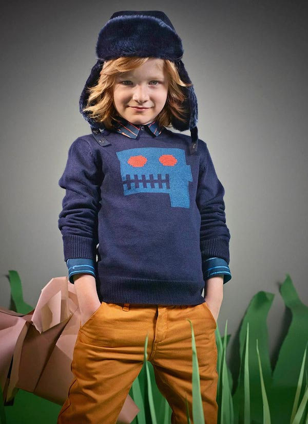 Paul Smith Junior Autumn-Winter 14 5_0