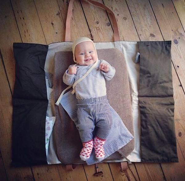 Ida Ising changing bag 4