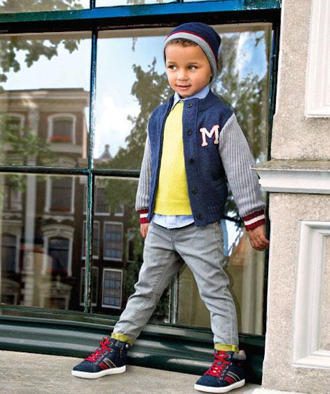 Mayoral moda infantil aw 2