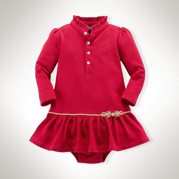 Celebramos la Navidad con Ralph Lauren descuento especial moda Bebé 20%