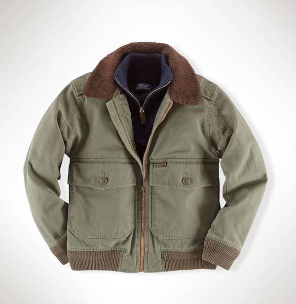 Ralph Lauren boys outer
