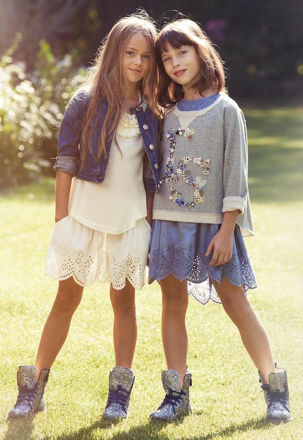 Twinset girls SS 14