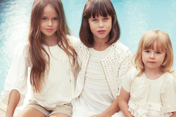 Twinset girls SS 4