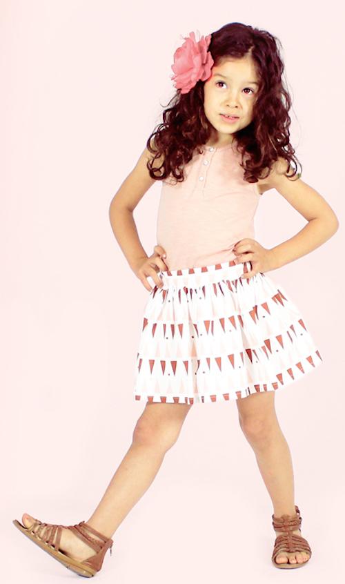 skirt-polisnesia-tshirt-kiwi-pink
