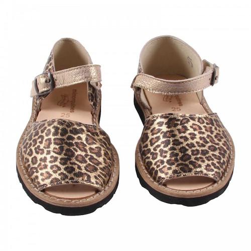 minorquines sandalias tigre ss