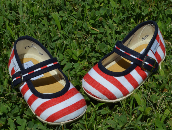 rodia zapatillas para niños verano