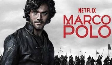 Marcopolo Netflix serie