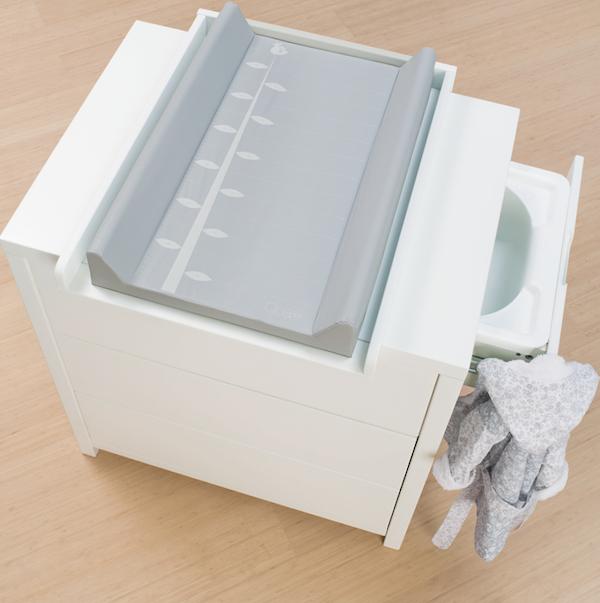 Cambiador para bebe conoce los nuevos modelos de la marca quax - Colchon cambiador bebe medidas ...