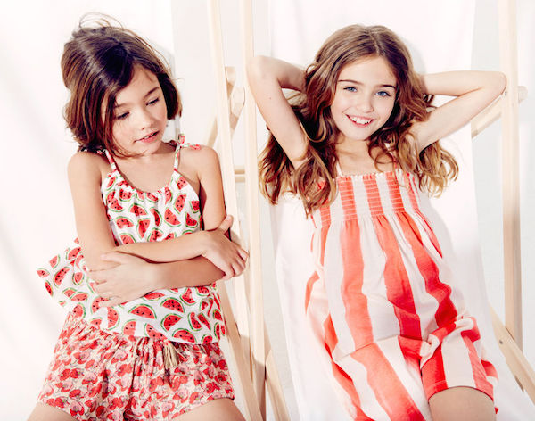 zara summer kids collection 2