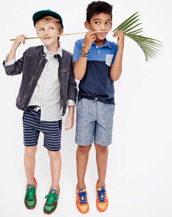 J. Crew boys fashion