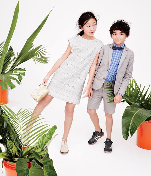 J. Crew boys girls fashion