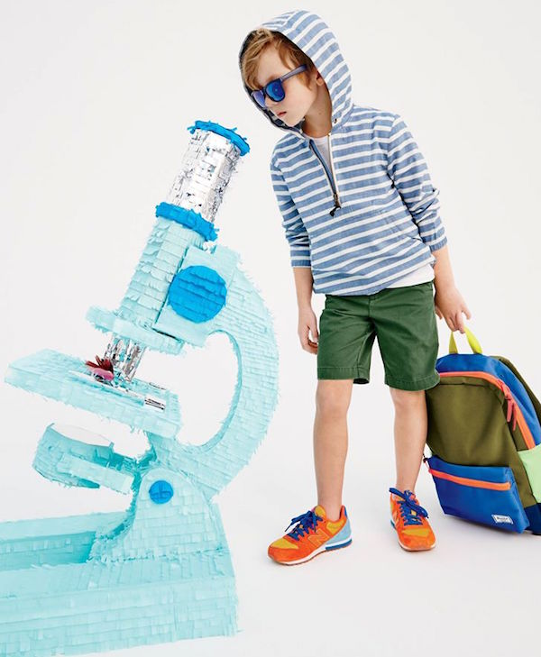 J. Crew kids boys fashion