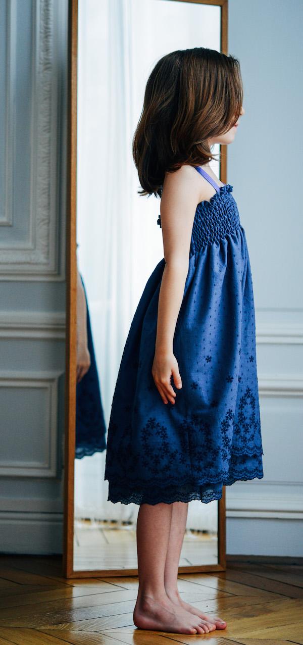 Patrones De Vestidos Para Niñas Bonitos Y Sencillos