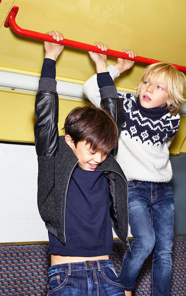 Zara boys back to school 2