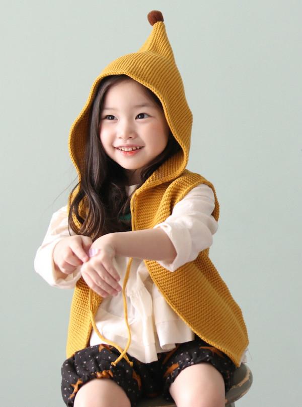 moda de Corea para niños
