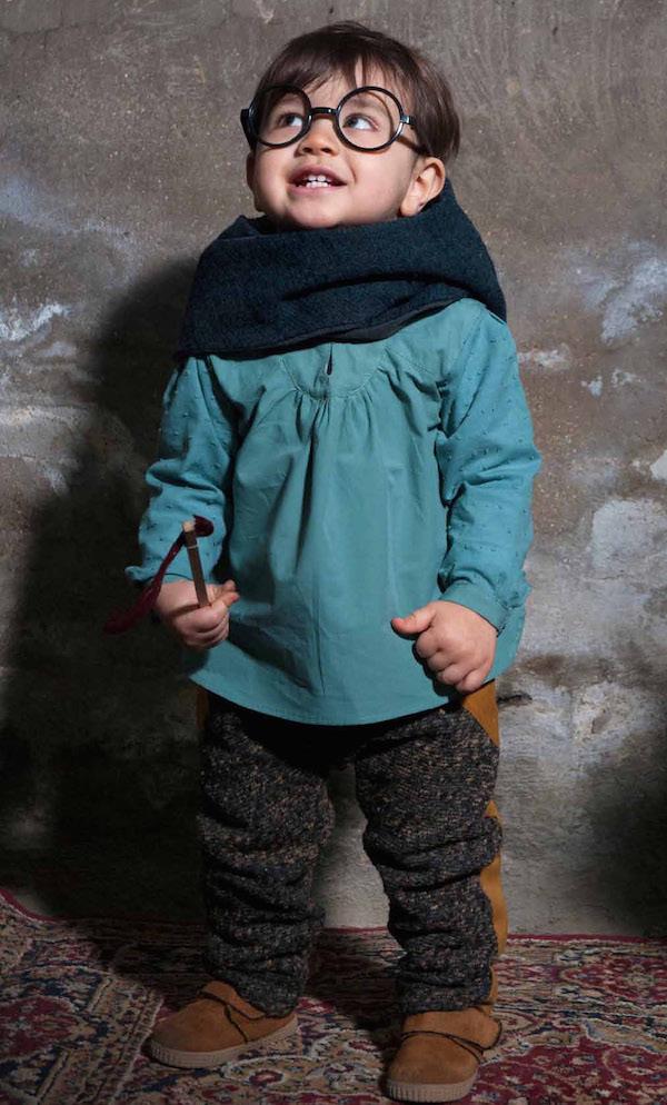 Moda infantil Popelin 3