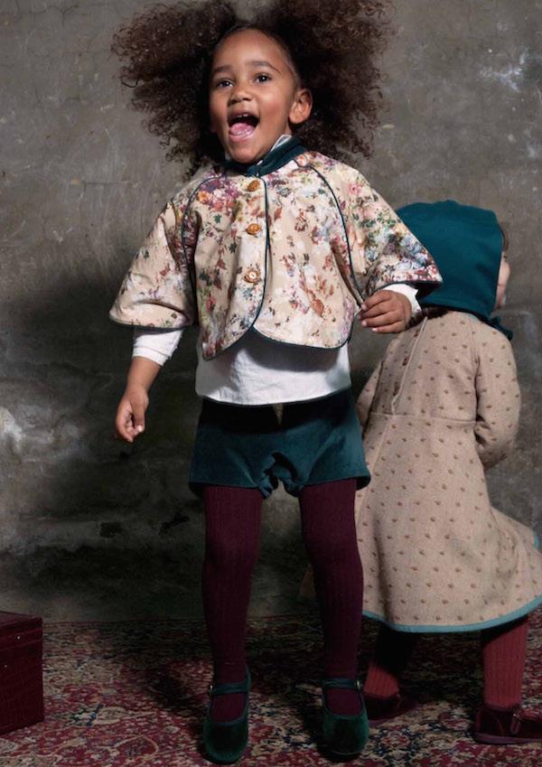 Moda infantil Popelin 8