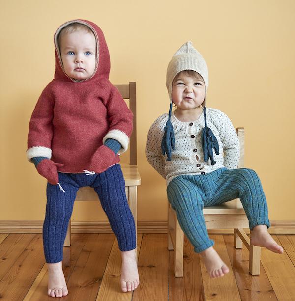 Ropa de punto bebe y niño 10