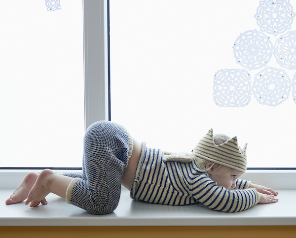Ropa de punto bebe y niño 11