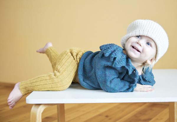 Ropa de punto bebe y niño 8