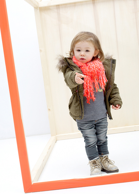 Tumble and dry baby girl 5
