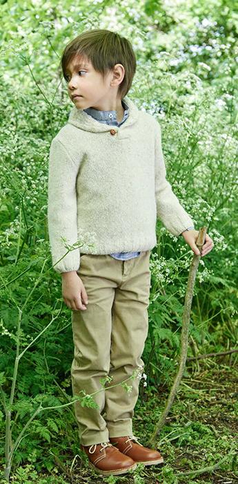ropa clásica para niños 9