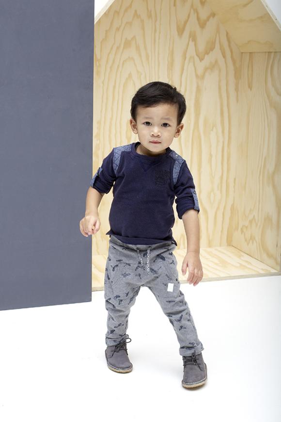 tumblendry moda para niños pequeños