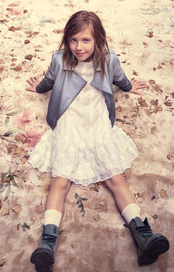 Twin set moda infantil