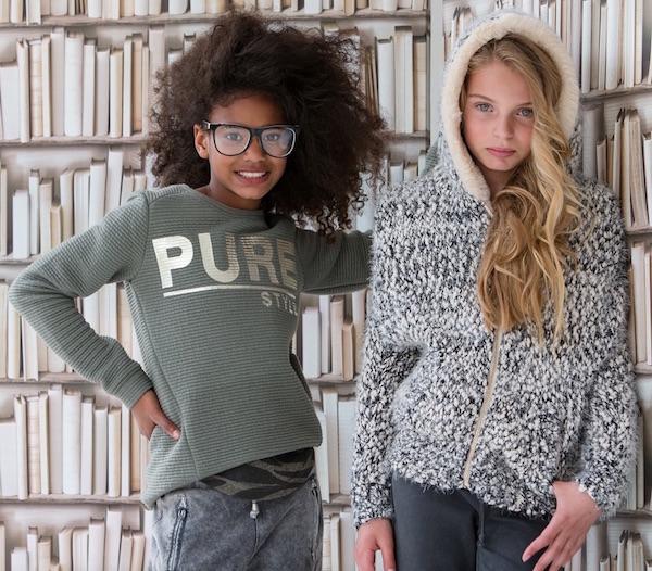Moda chicas adolescentes