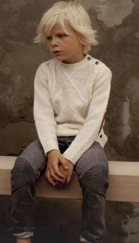 IKKS Junior conjuntos de moda infantil