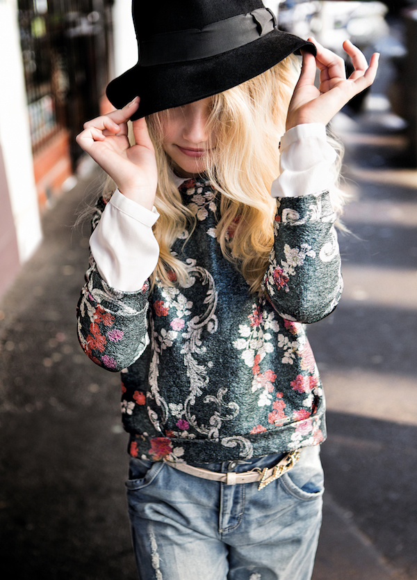 Liu jo junior fashion